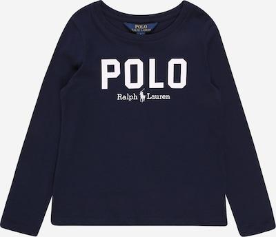 POLO RALPH LAUREN Tričko - námořnická modř / bílá, Produkt