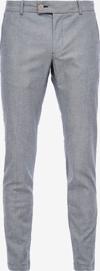 s.Oliver BLACK LABEL Hose in schwarz / weiß, Produktansicht