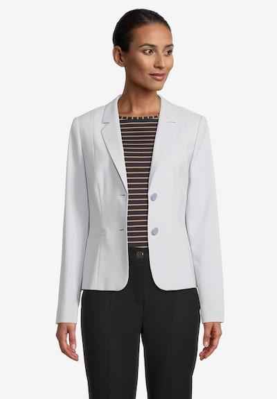 Betty Barclay Blazer-Jacke langarm in weiß, Modelansicht