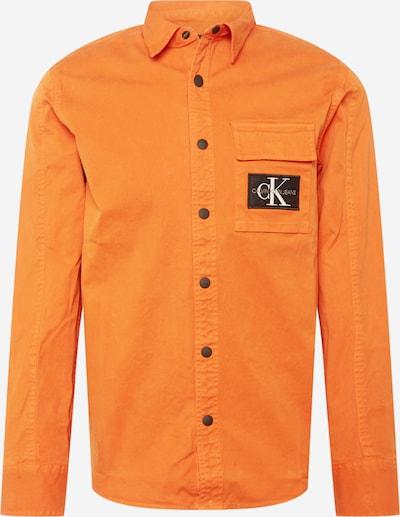 Calvin Klein Jeans Košile - oranžová / černá, Produkt