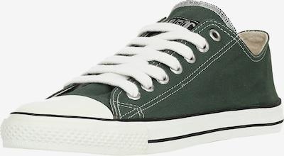 Ethletic Sneaker in grün / weiß: Frontalansicht