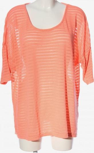 MS mode Kurzarm-Bluse in XXL in hellorange, Produktansicht