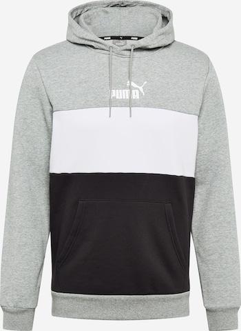 PUMA Sportsweatshirt in Grau
