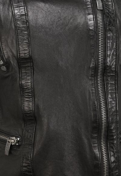 BUFFALO Lederjacke Be Divine in schwarz, Produktansicht