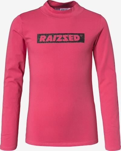 Raizzed Shirt in pink / schwarz, Produktansicht