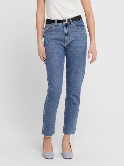 ONLY Jeans 'EMILY' in de kleur Blauw denim, Modelweergave