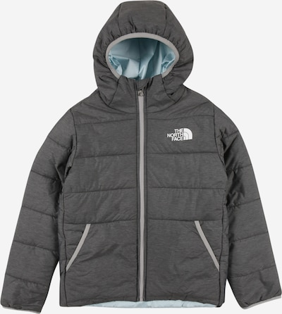 THE NORTH FACE Outdoor jacket in light blue / grey mottled, Item view