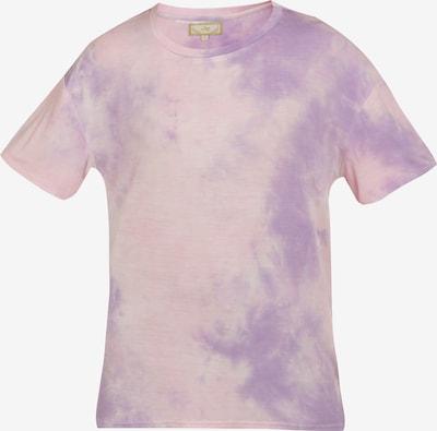 MYMO Shirt in flieder / pink, Produktansicht