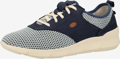 CAMEL ACTIVE Sneaker in hellblau / dunkelblau, Produktansicht