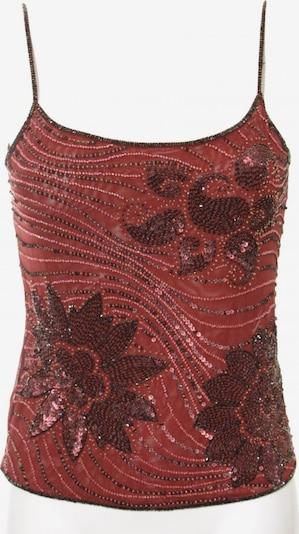Luisa Spagnoli Trägertop in S in rot / schwarz, Produktansicht
