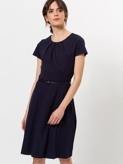 zero Kleid in navy, Modelansicht