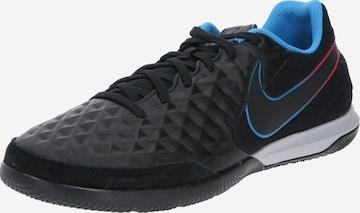 NIKE Soccer shoe 'Tiempo Legend 8 Academy IC' in Black