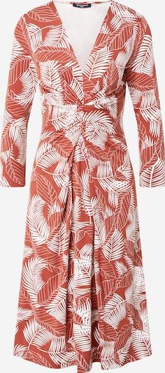 ILSE JACOBSEN Kleid in blutrot / weiß, Produktansicht