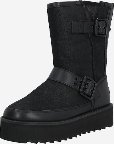 UGG Škornji | črna barva, Prikaz izdelka