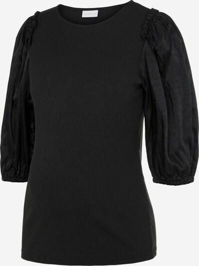 MAMALICIOUS Shirt in schwarz, Produktansicht
