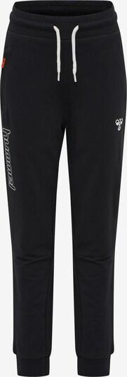 Hummel Pantalón 'Ocho' en negro, Vista del producto