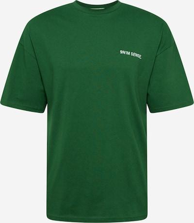 9N1M SENSE Shirt in Dark green / White, Item view