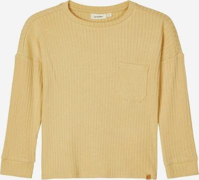 NAME IT Shirt in gelb, Produktansicht