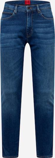 Jeans HUGO pe albastru, Vizualizare produs