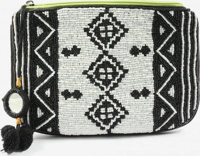 Cotton On Clutch in One Size in schwarz / weiß, Produktansicht