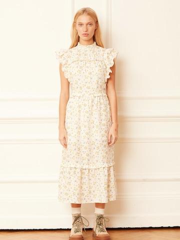 Aligne Summer Dress 'Dakota' in Beige