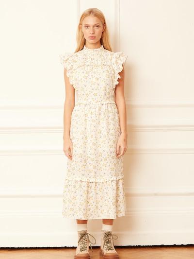 Aligne Kleid 'Dakota' in beige / mischfarben, Modelansicht