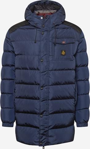Refrigiwear Vinterjakke i blå