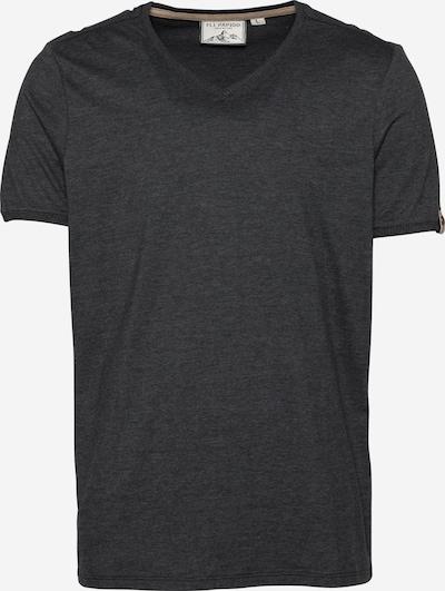 Fli Papigu Shirt 'We Go Underground' in anthrazit, Produktansicht