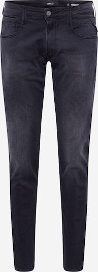REPLAY Jeans in black denim, Produktansicht