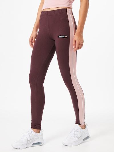 ELLESSE Legíny 'Sandra' - fialová / ružová, Model/-ka