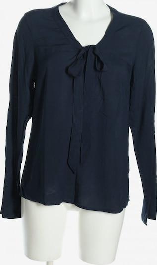 Anne L. Schluppen-Bluse in S in blau, Produktansicht