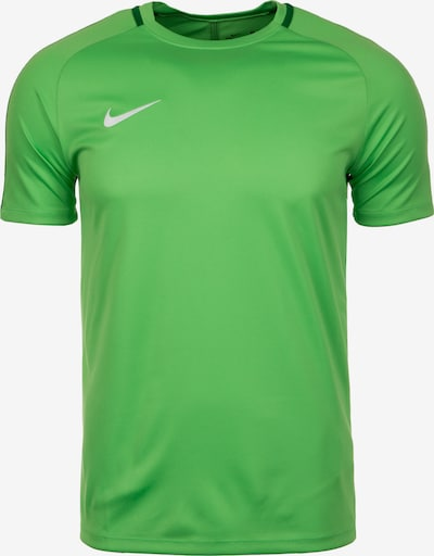 NIKE Trainingsshirt in grün, Produktansicht