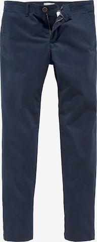 Pantalon chino 'Marco Bowie' JACK & JONES en bleu