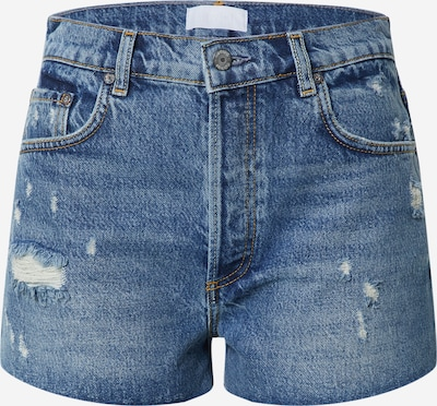 Boyish Jean 'CODY' en bleu denim, Vue avec produit