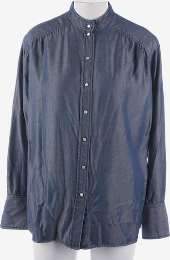 SET Jeansbluse in S in dunkelblau, Produktansicht