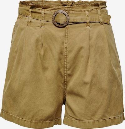ONLY Pantalon en noisette, Vue avec produit