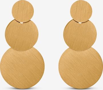 FAVS Ohrringe in Gold