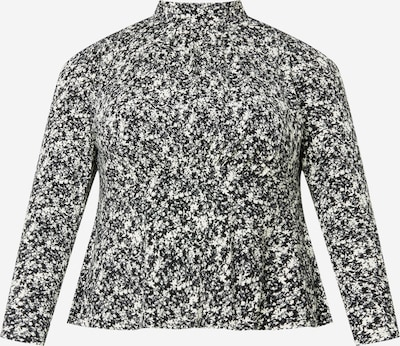 Forever New Curve Blusa 'Sophia' en negro / blanco, Vista del producto