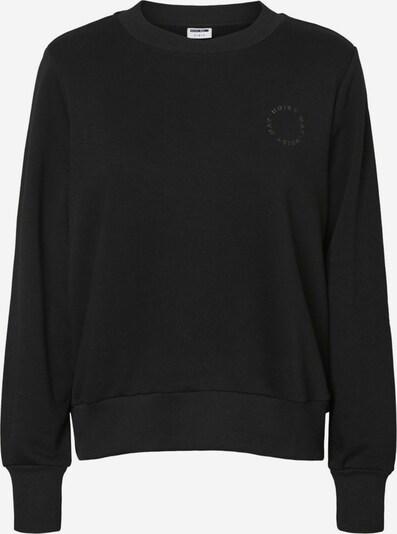 Noisy may Sweatshirt 'NMLUPA' in schwarz, Produktansicht