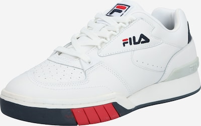 FILA Sneakers laag 'Netpoint' in de kleur Donkerblauw / Rood / Wit, Productweergave