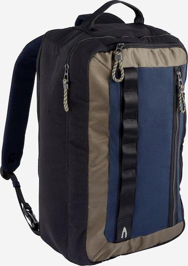 CAMEL ACTIVE Rucksack in beige / navy / schwarz, Produktansicht