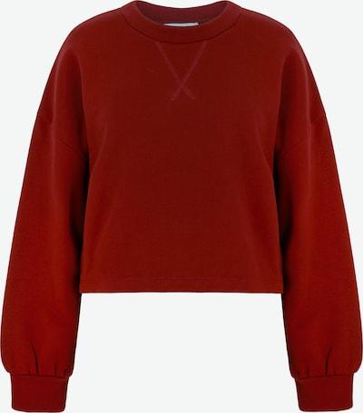 Aligne Sudadera 'Barushka' en rojo rubí, Vista del producto
