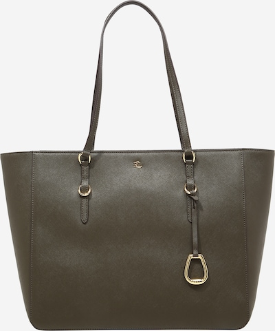 Shopper Lauren Ralph Lauren di colore oliva, Visualizzazione prodotti
