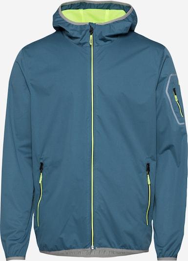 KILLTEC Chaqueta deportiva en azul / verde claro, Vista del producto
