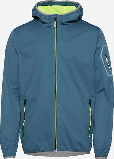 KILLTEC Športová bunda - modrá / svetlozelená, Produkt