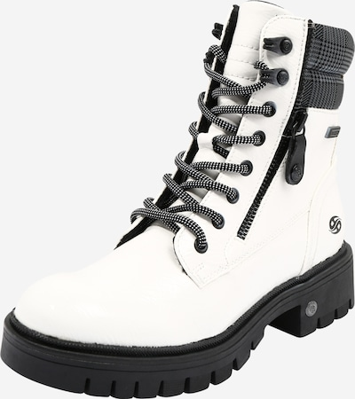 Dockers by Gerli Boot in black / white, Item view