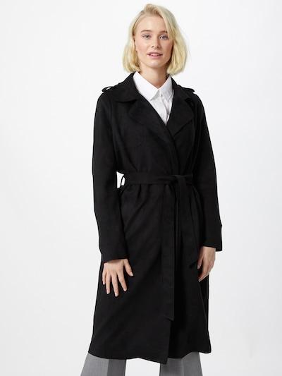 VERO MODA Övergångskappa i svart, På modell