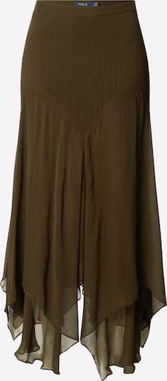 Fustă Polo Ralph Lauren pe verde închis, Vizualizare produs