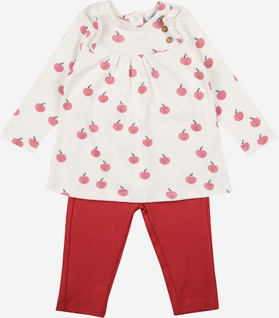 OVS Set in Pastel red / White, Item view