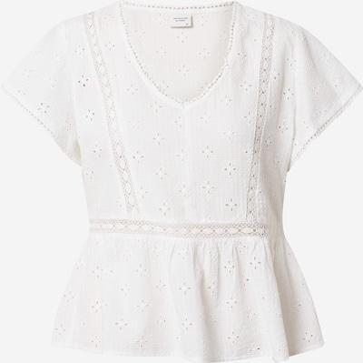 JDY Bluse 'VERA' in weiß, Produktansicht